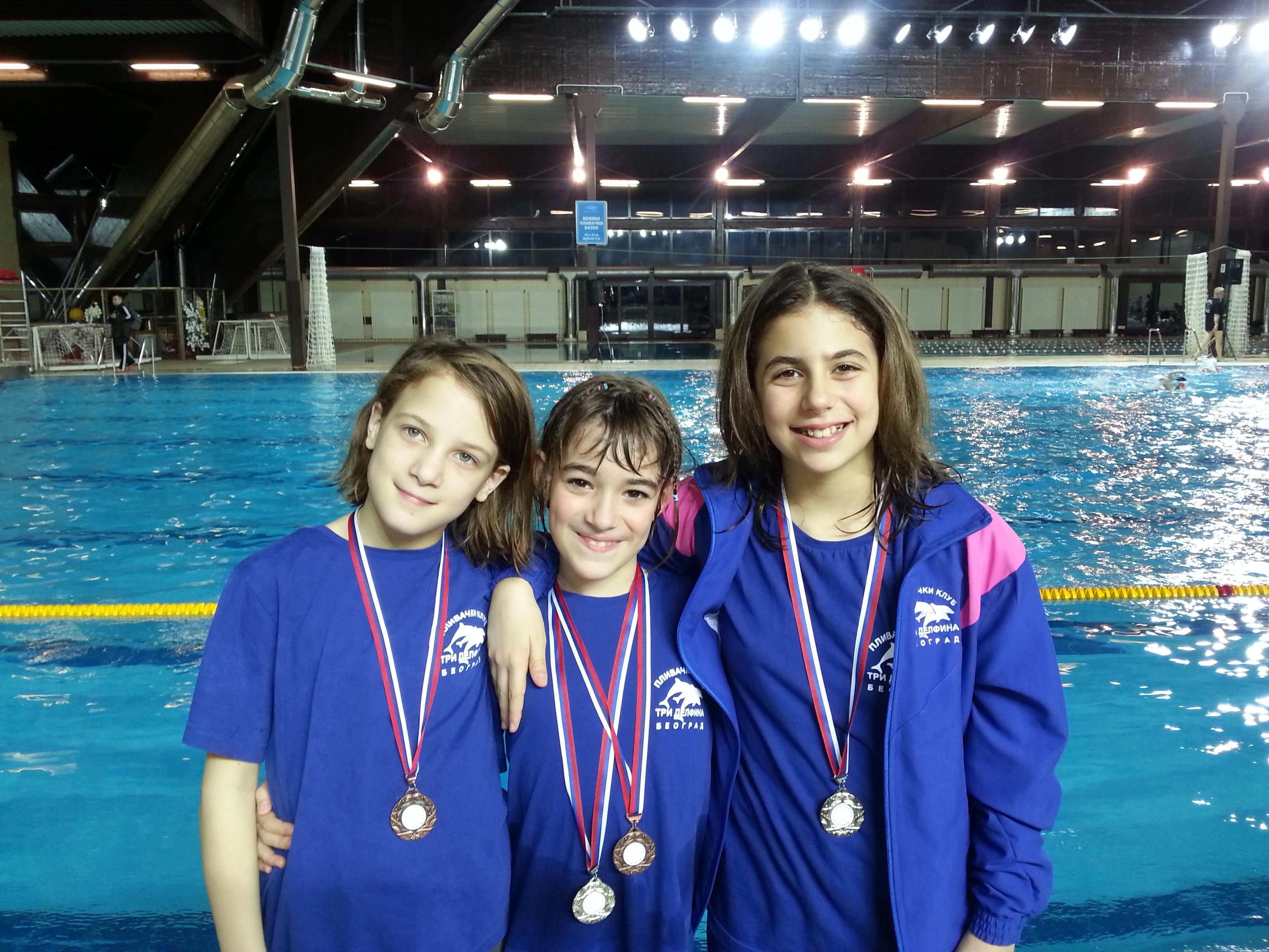 Plivački klub Tri Delfina