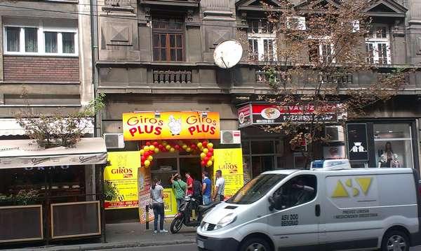 Fast Food Giros Plus