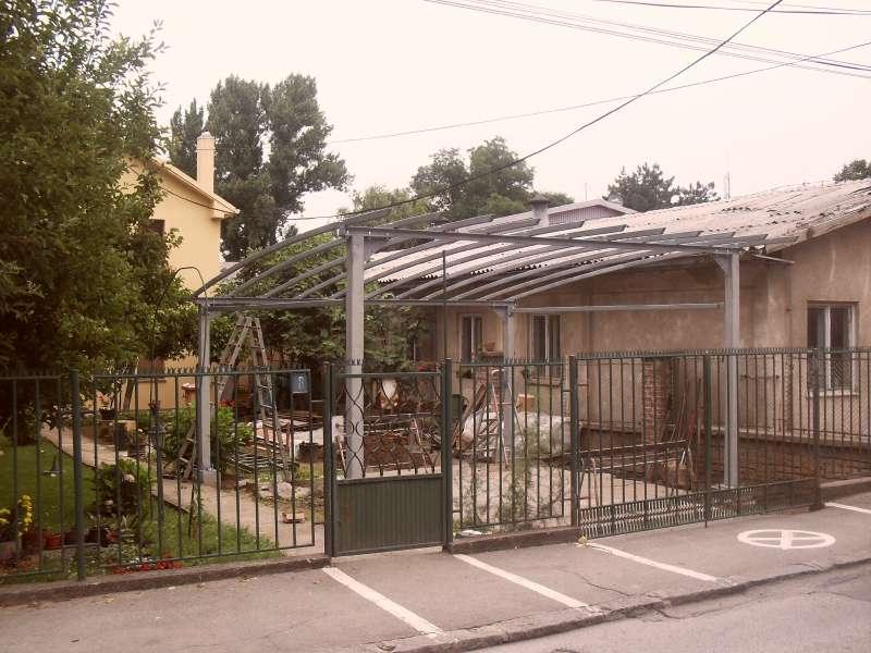 Kapije i nastrešnice Ćulibrk Žarko