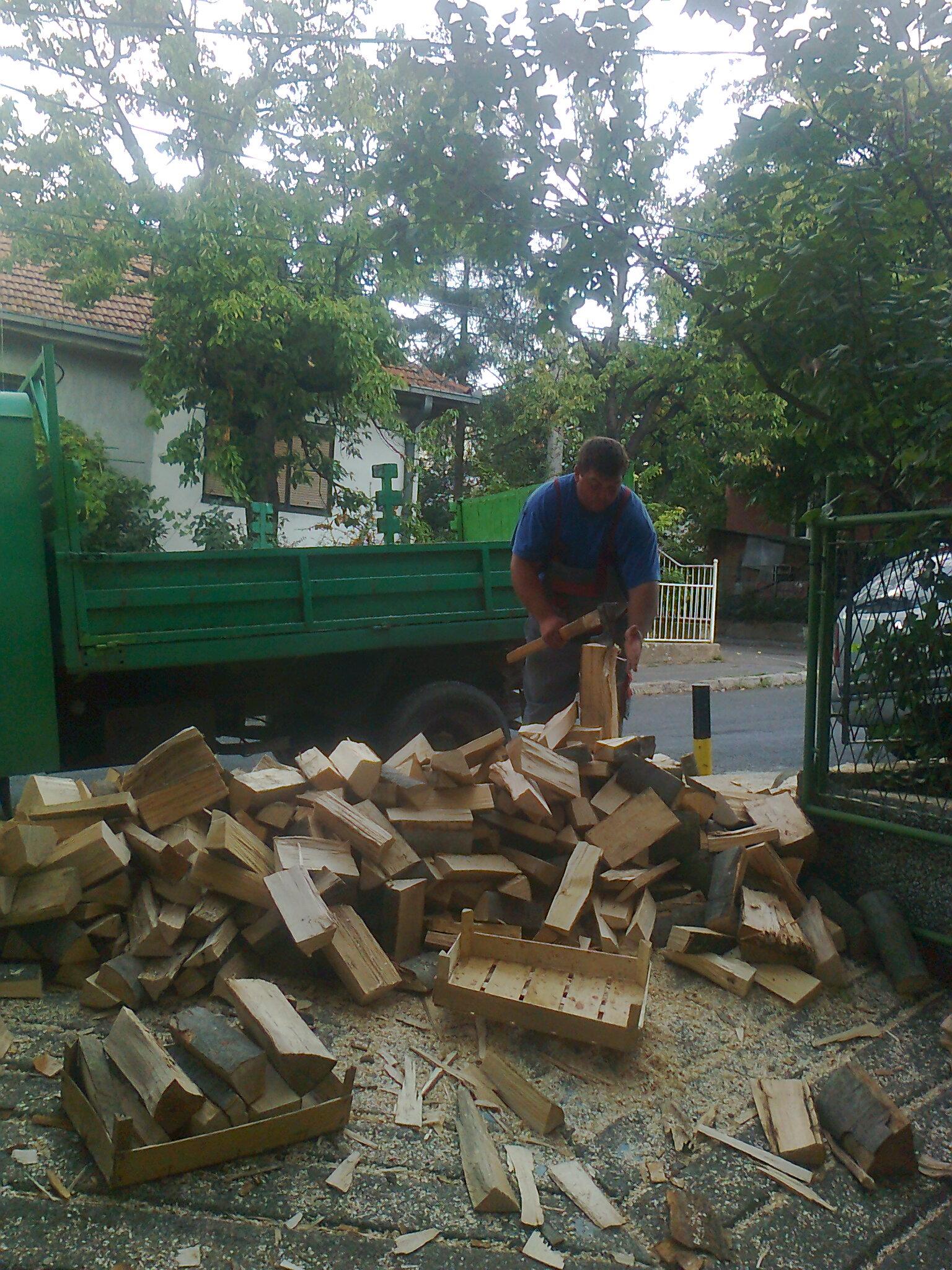 Prodaja, prevoz i seča drva i uglja Dragan