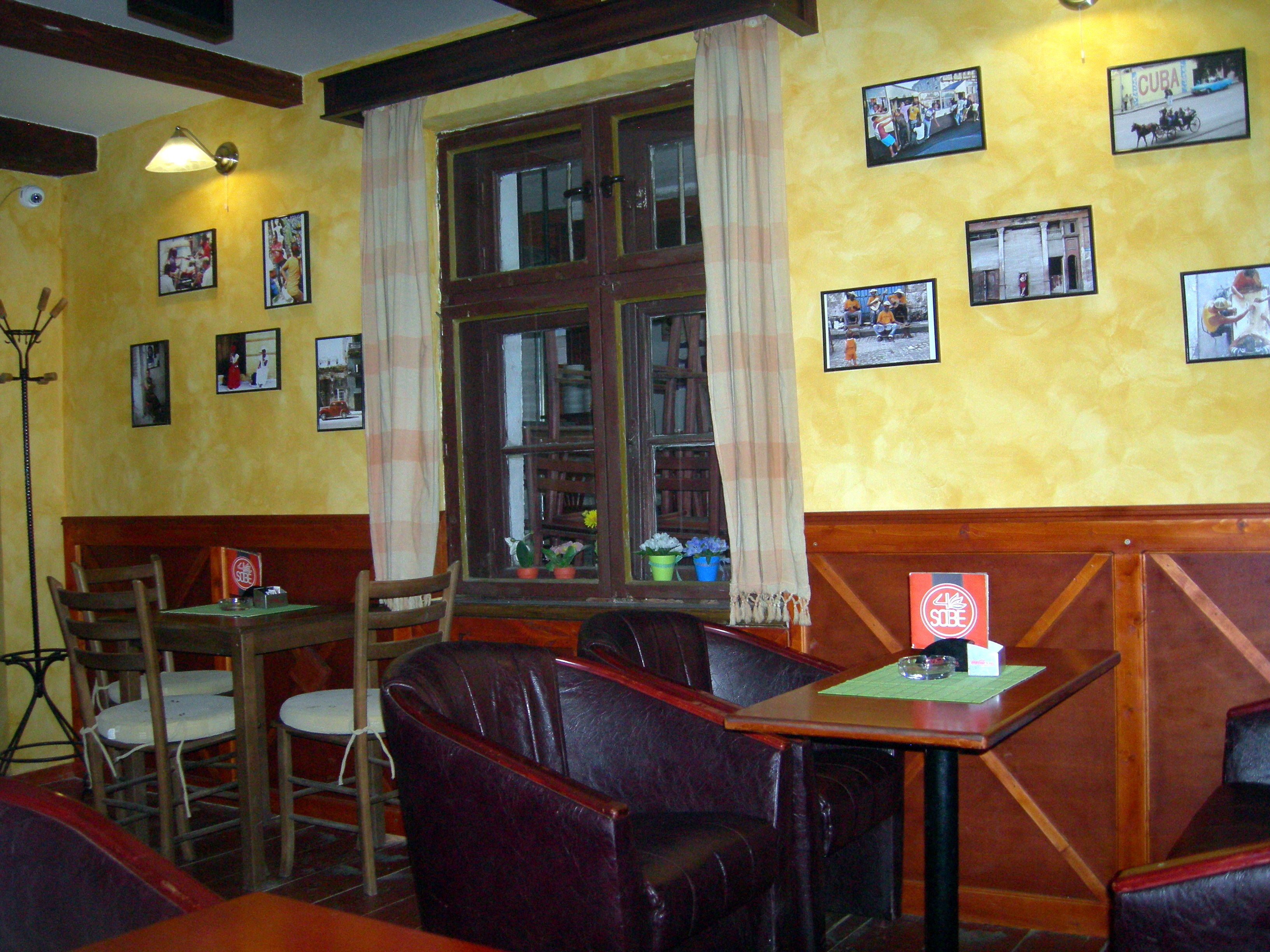 Cafe bar Četiri Sobe