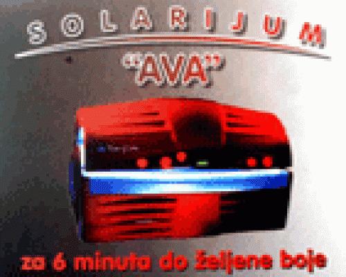 Ava solarijum