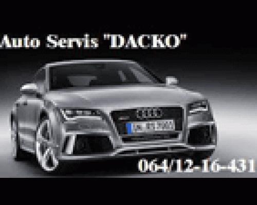 Auto servis Dacko