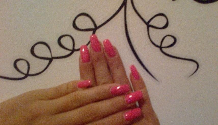 Nadogradnja noktiju Sanja