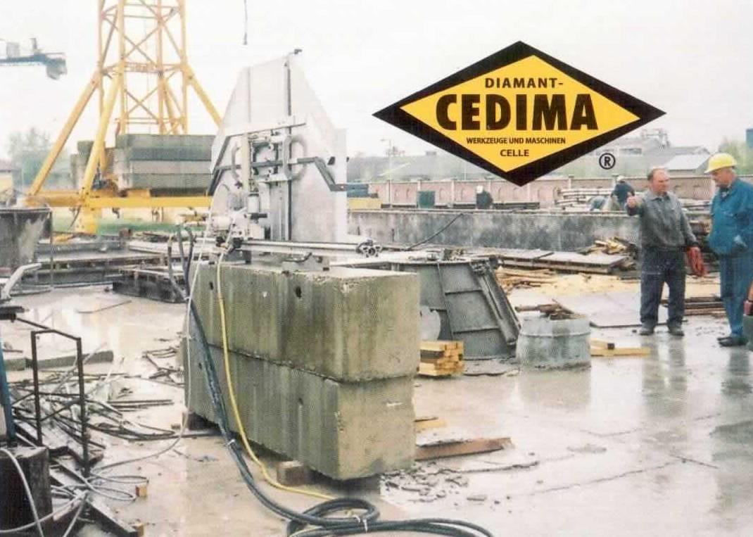 Sečenje betona Beton Sek