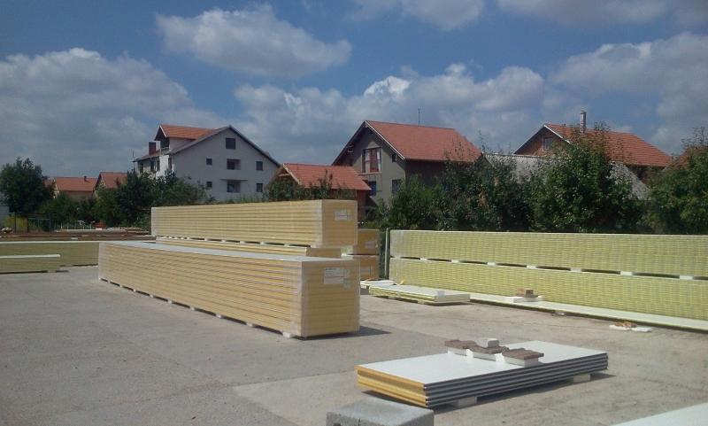 Fasadni i krovni termoizolacioni paneli Birač Sistem