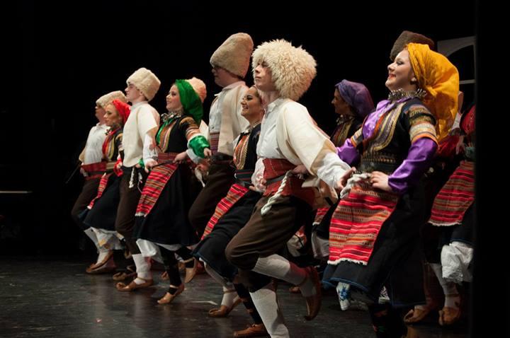 Škola folklora KUD Lira Folklor
