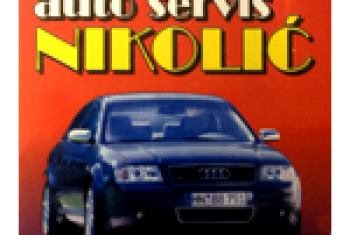 Auto lakirer Nikolić