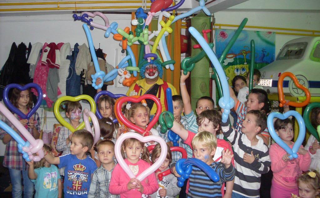 Igraonica Dečiji Gradić