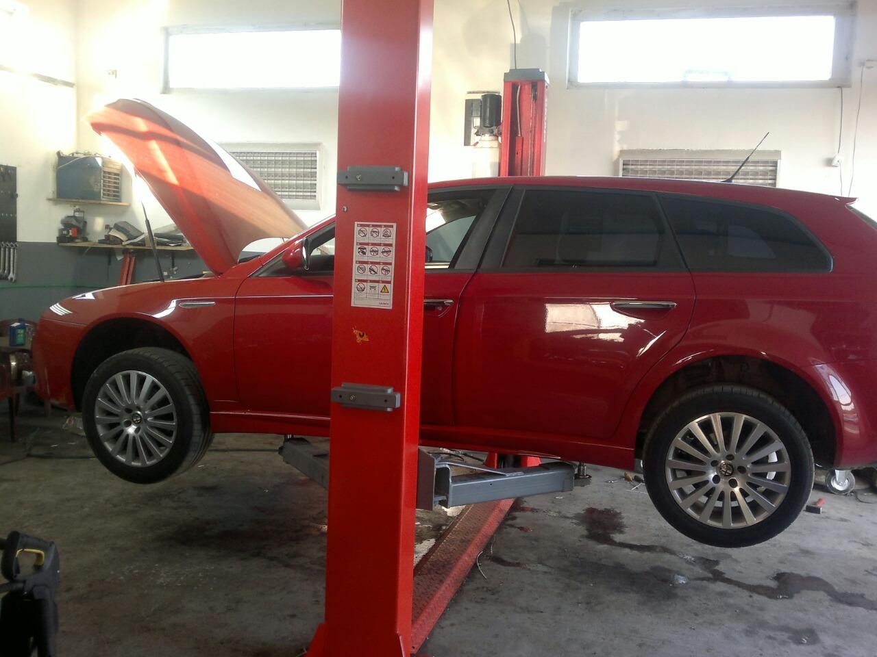Auto otpad Fiat MV