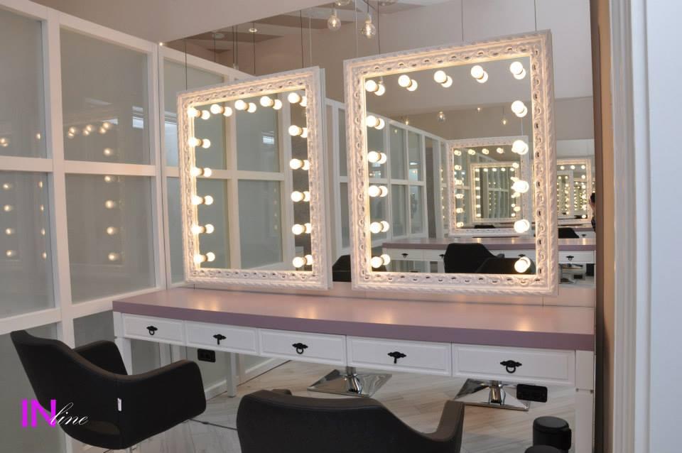 Frizersko kozmetički studio In Line