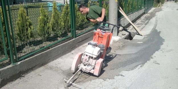 Sečenje betona Dijamant Rez
