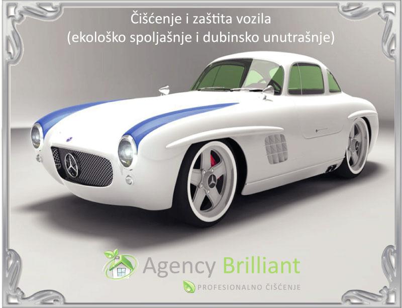Agencija za čišćenje Agency Brilliant