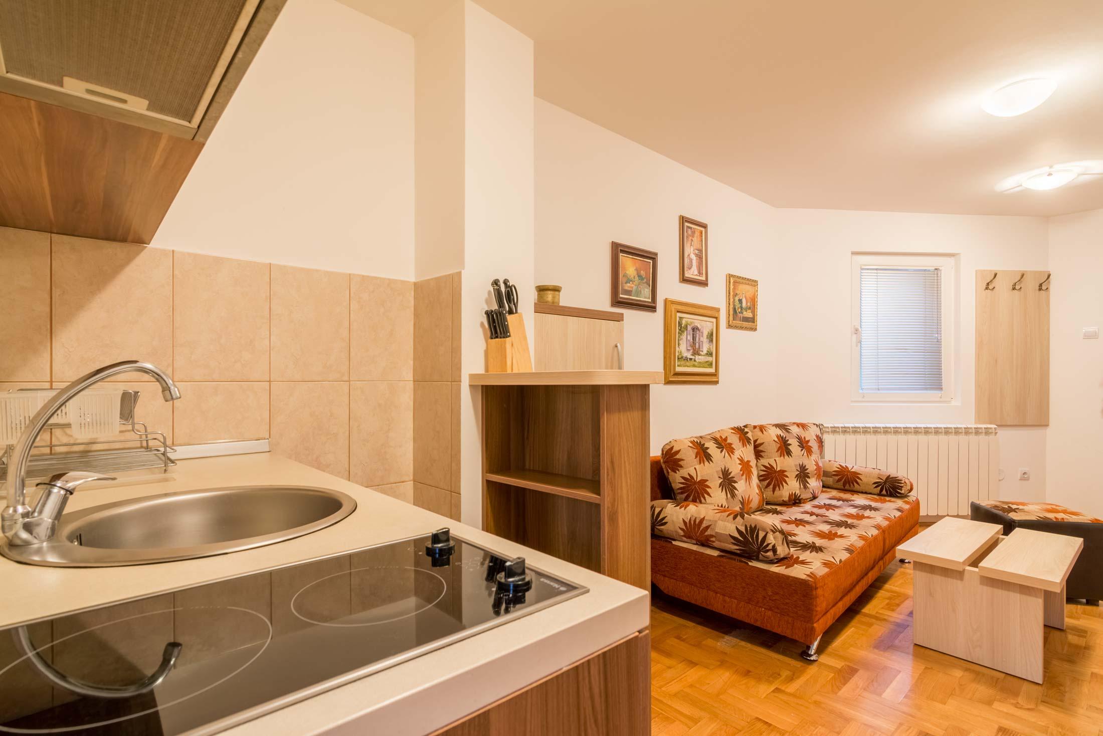 Apartmani Ljubinka