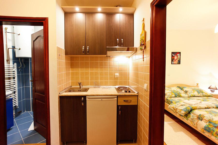 Apartmani Oko