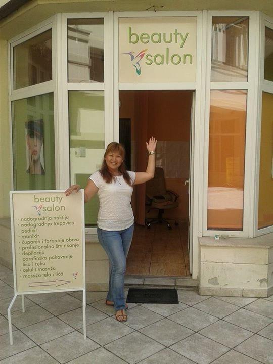 Kozmetički salon Kolibry beauty