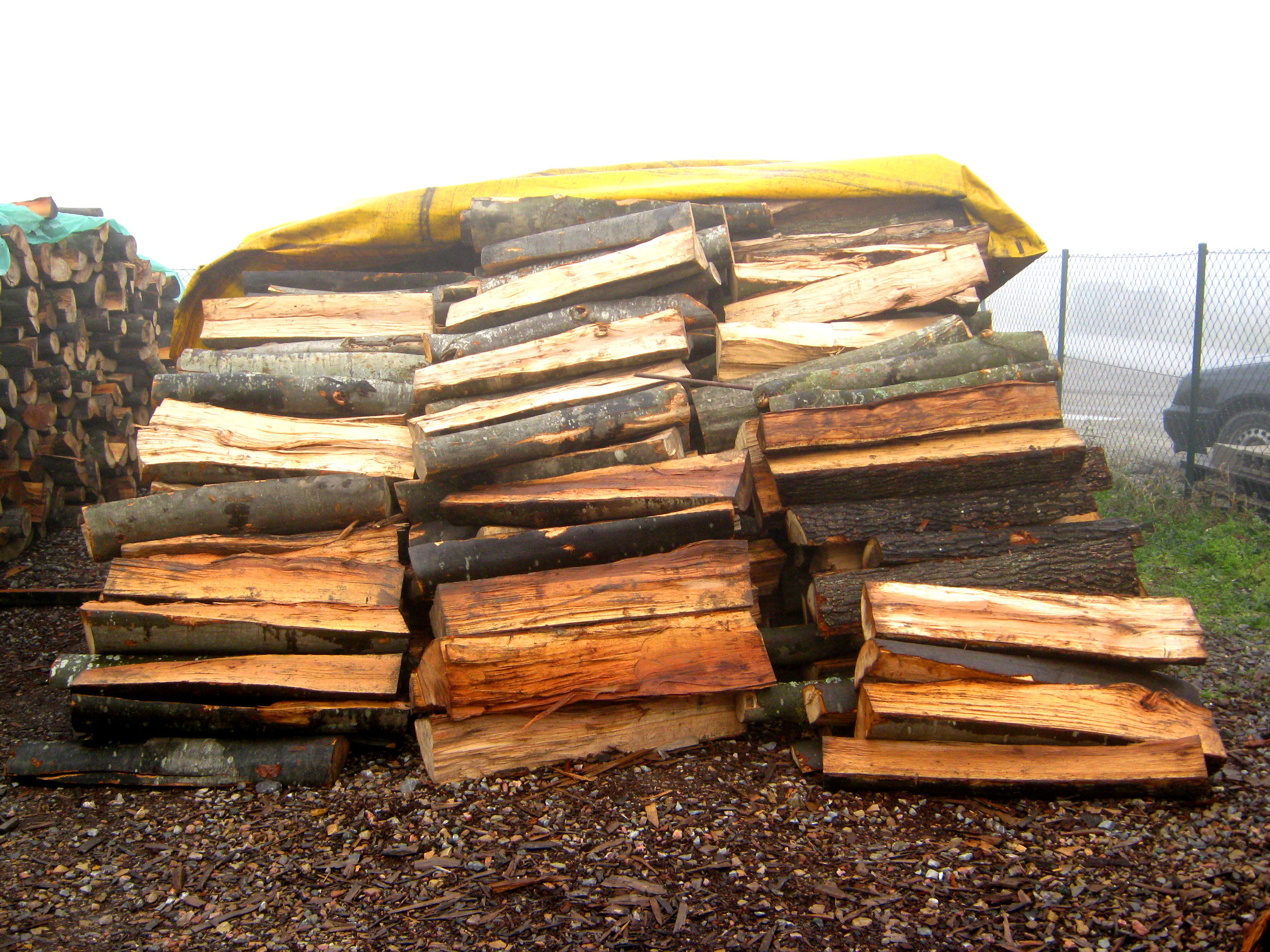 Prodaja drva Ogrev