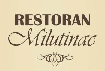 Restoran Milutinac