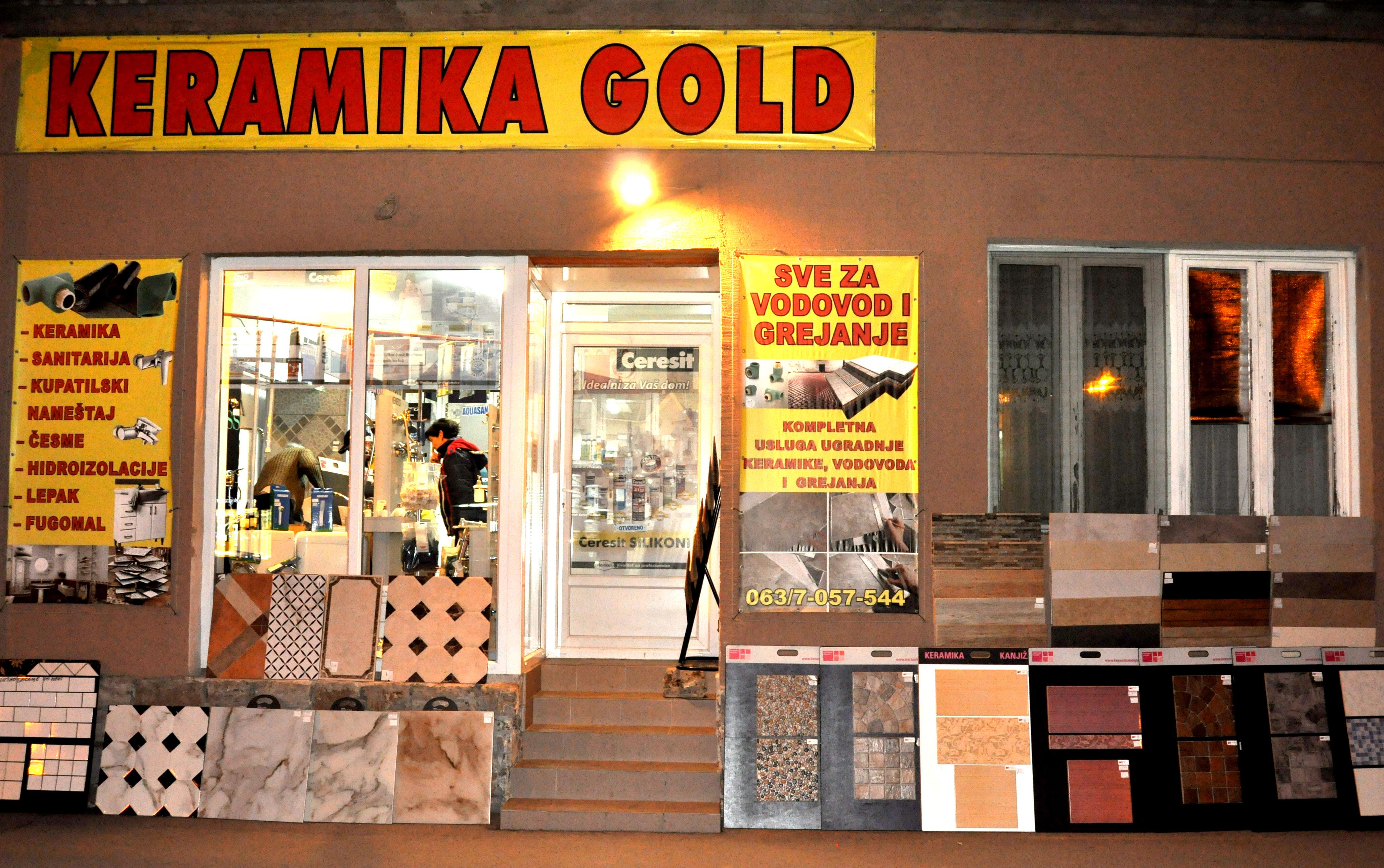 Keramika Gold