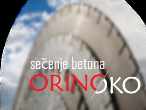 Dijamantsko sečenje i bušenje betona Orinoko