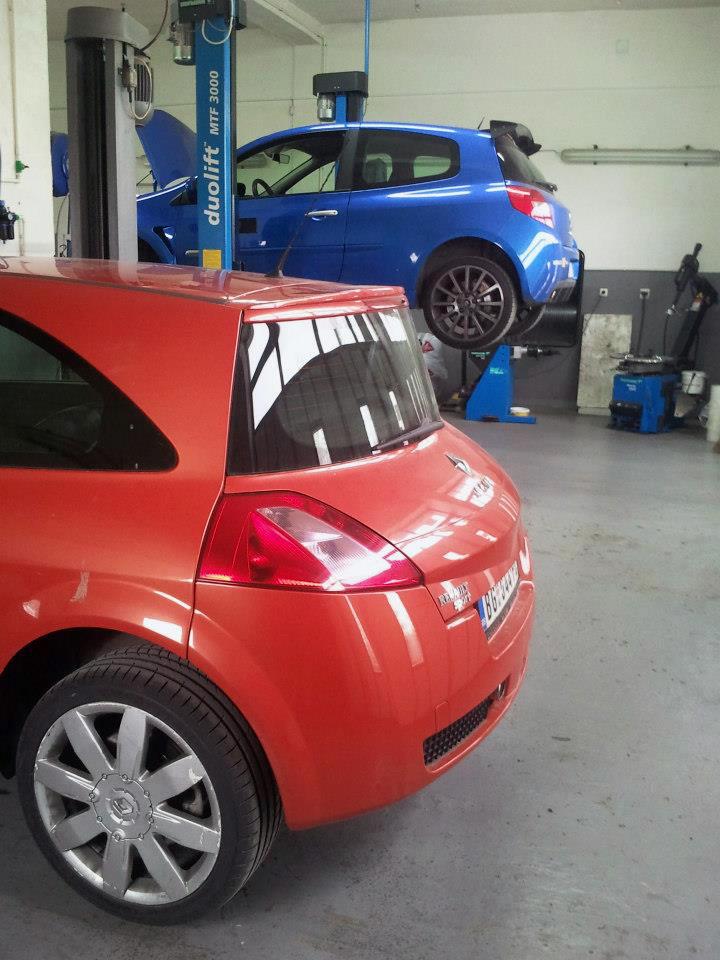 Auto centar GTR
