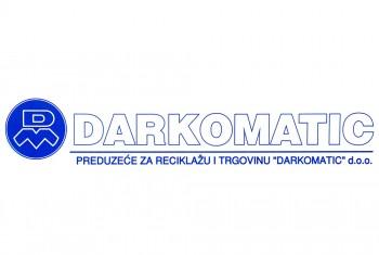 Otkup sekundarnih sirovina Darkomatic