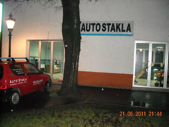 Auto stakla Velglass