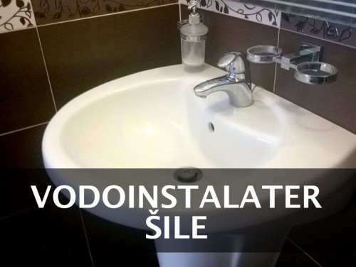 Vodoinstalater Šile