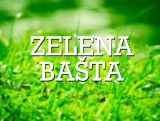 Uređenje zelenih površina Zelena Bašta