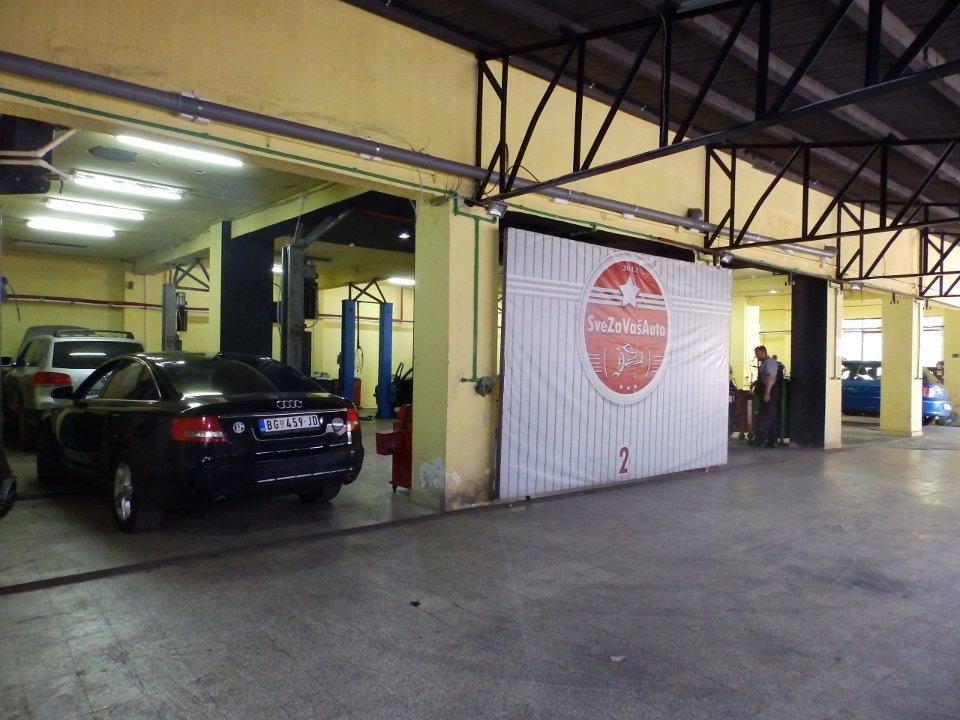 Auto servis Sve Za Vaš Auto