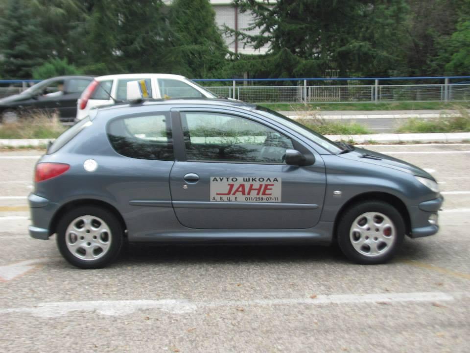 Auto škola Jane