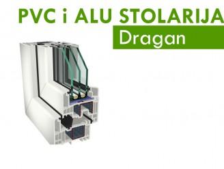 PVC i ALU stolarija Dragan