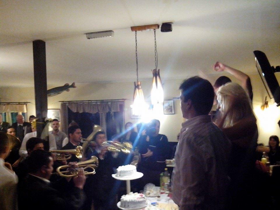 Trubači za svadbe, rođendane i druga veselja Melović