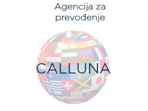 Agencija za prevođenje Calluna