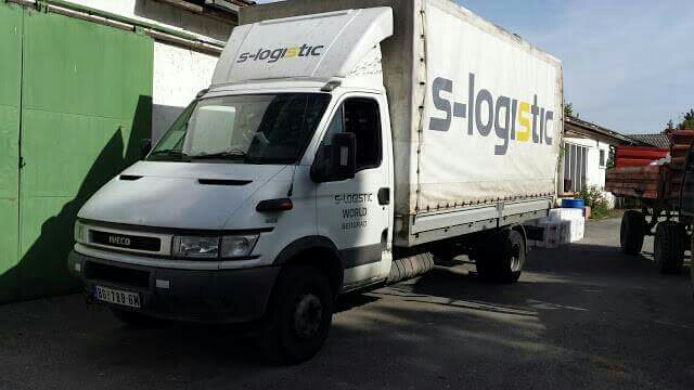 Transport i dostava S-Logistic