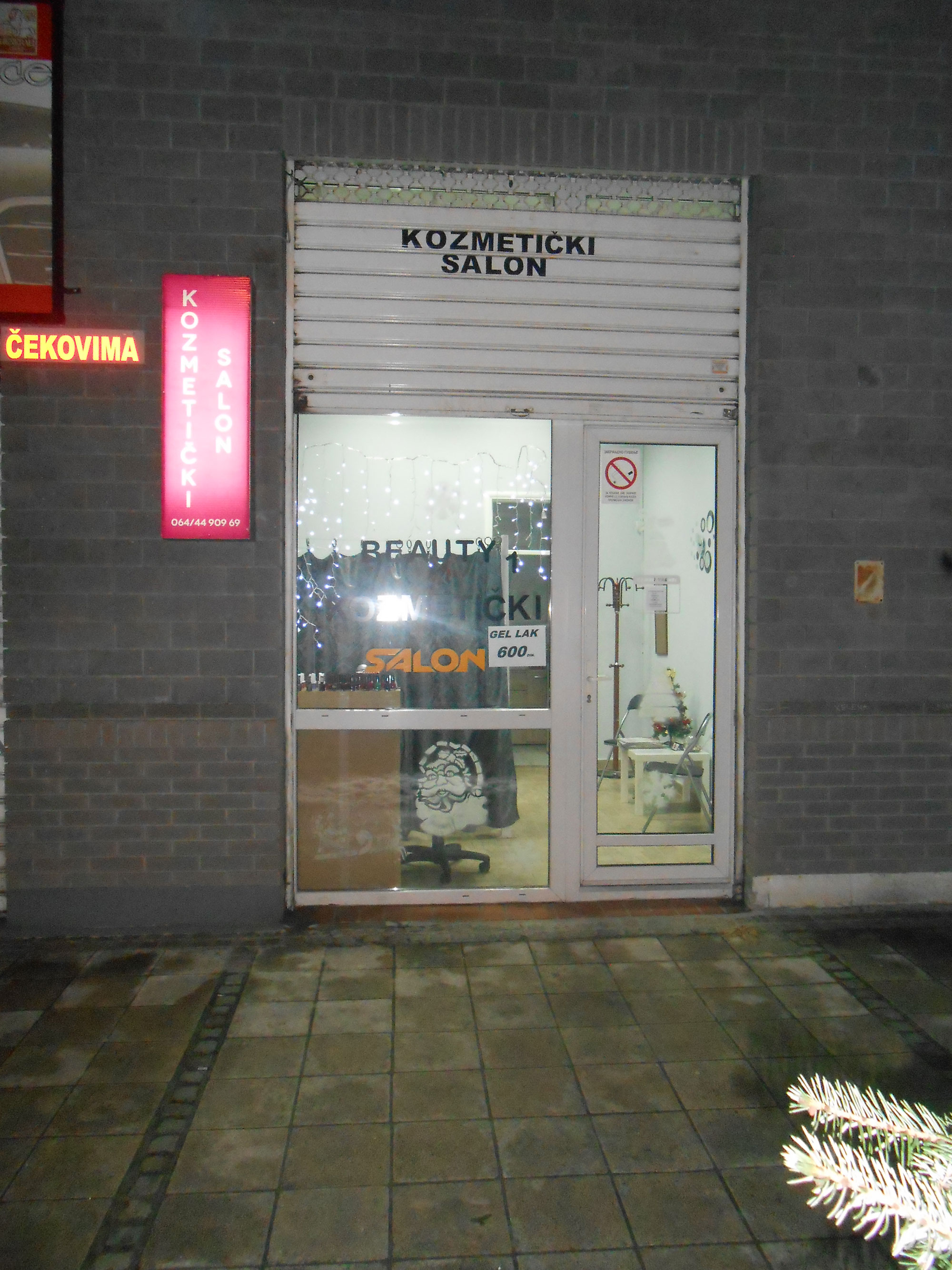 Kozmetički salon Beauty 1