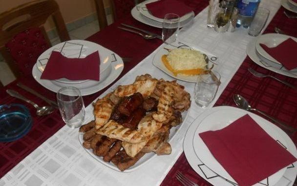 Restoran za parastose Vidovdan