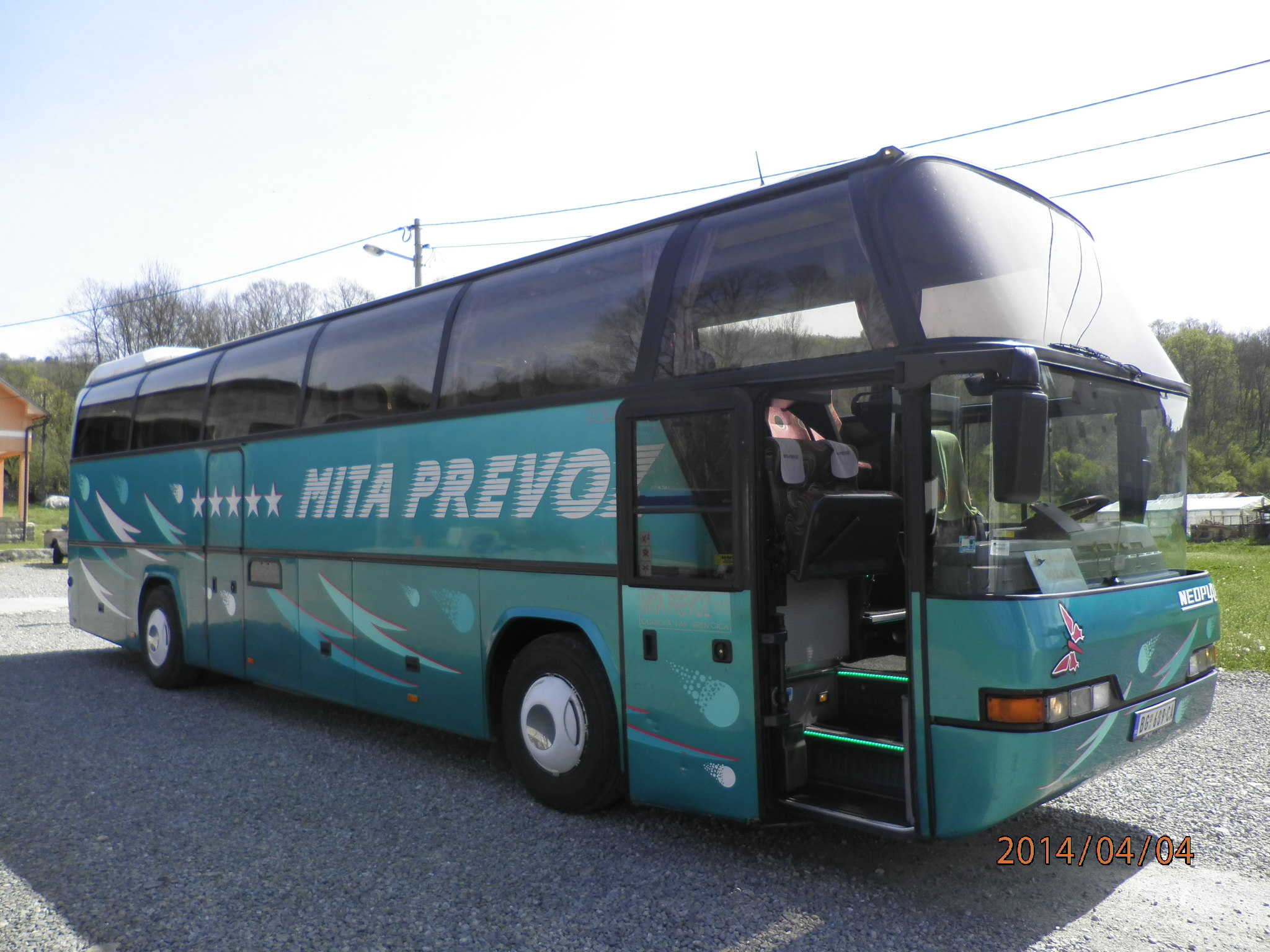Autobuski prevoz za Nemačku – Mita Prevoz