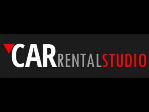Rent a car Studio
