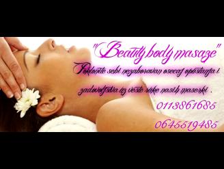 Masaže Beauty Body