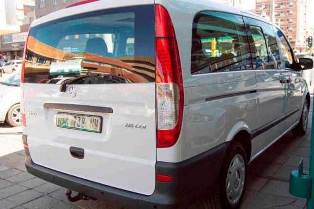Rent a car D&M Jovanović
