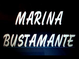 Frizerska obuka Marina Bustamante