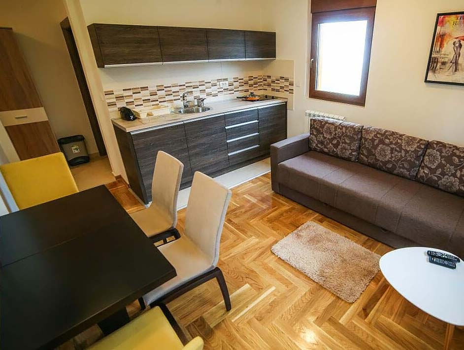 Apartman Nina