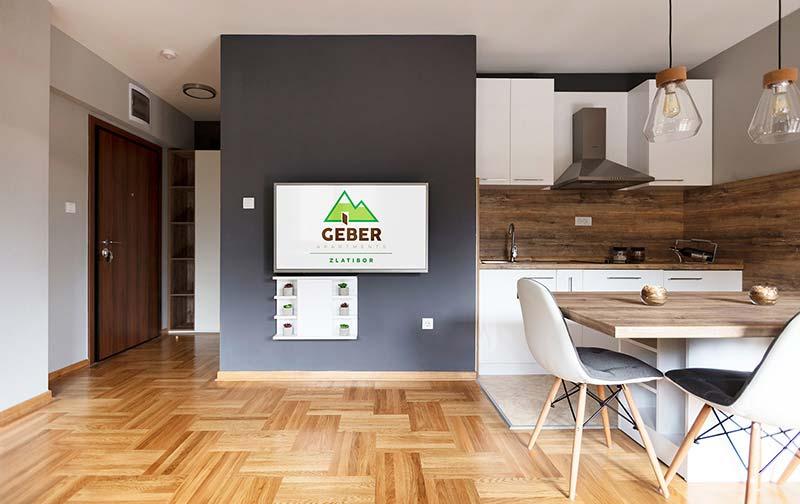 Apartmani Geber
