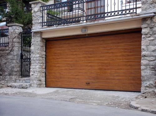 Garažna vrata Ica