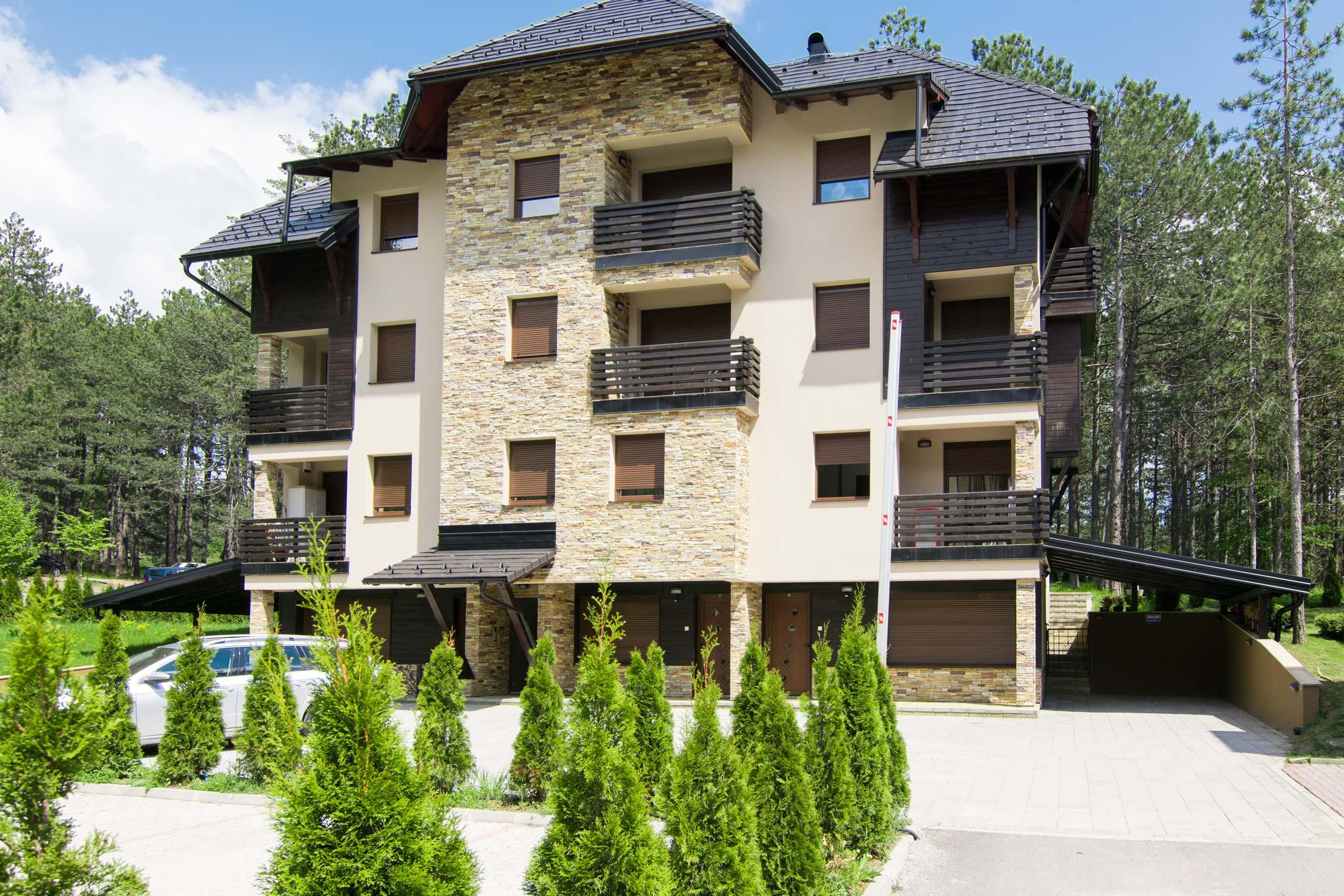 Apartman Poorto