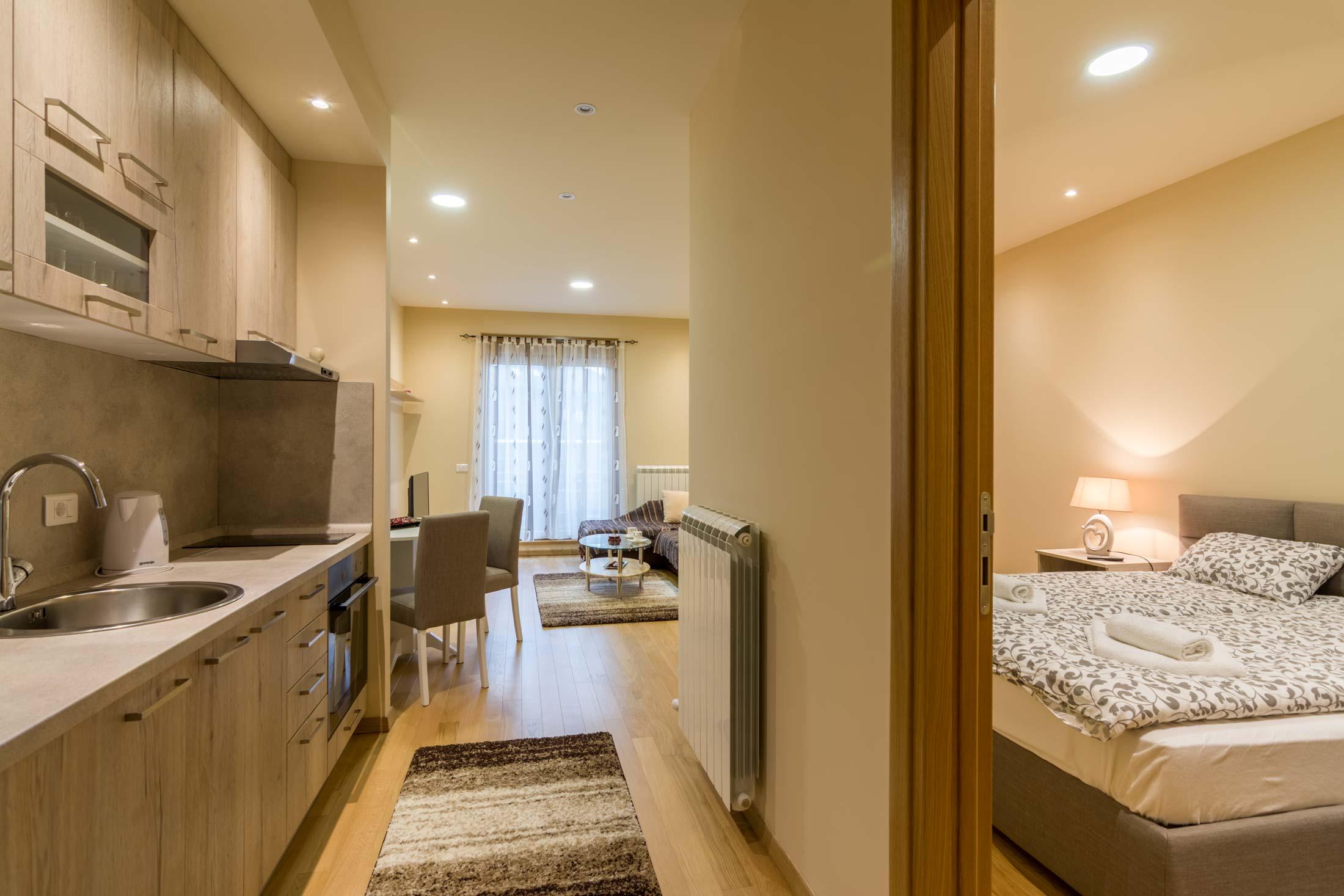 Apartman Crystal