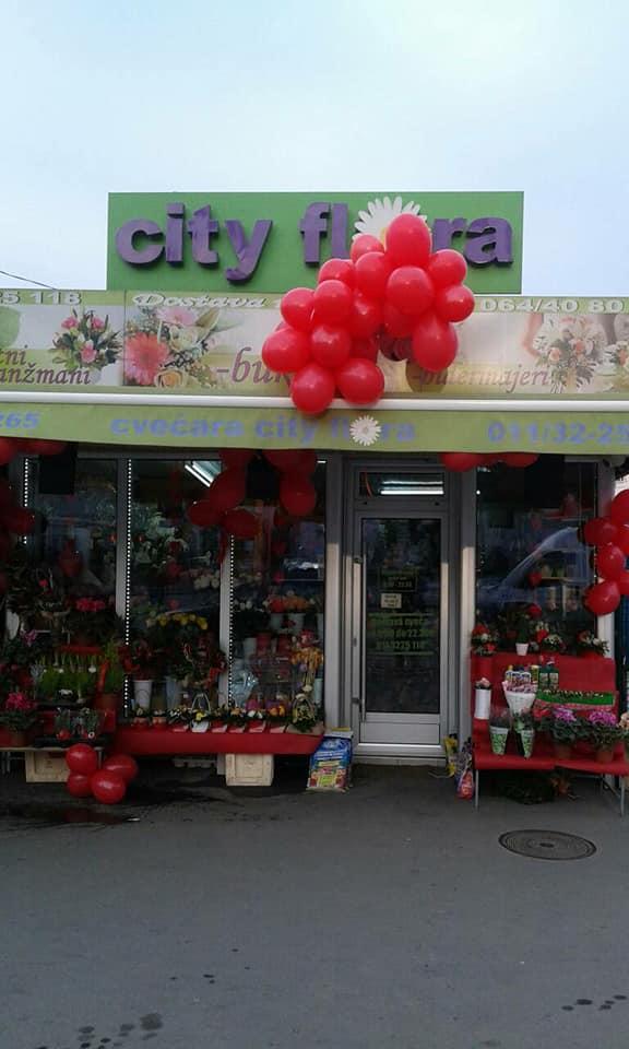Cvećara City Flora