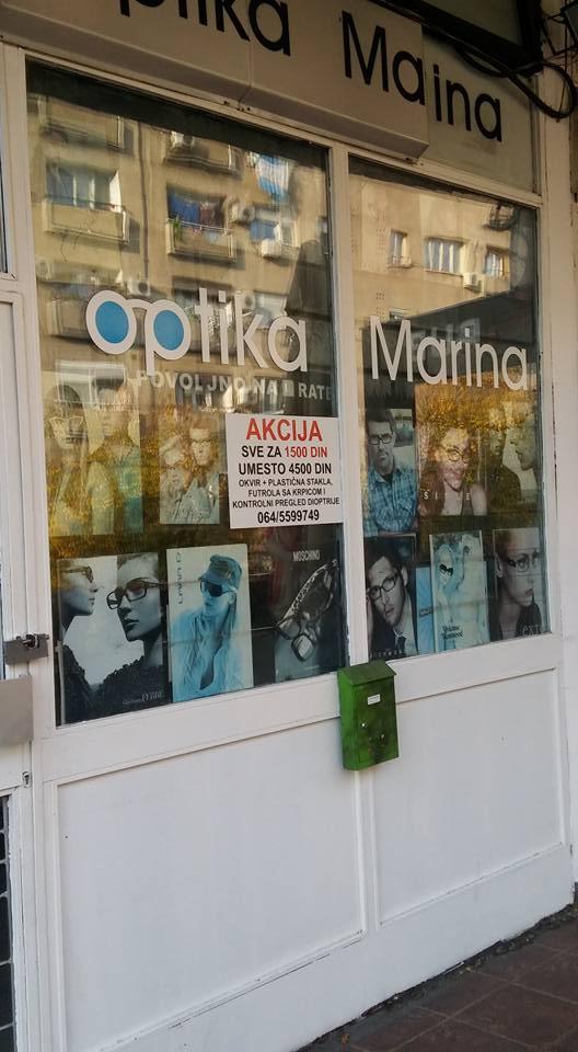 Optika Marina