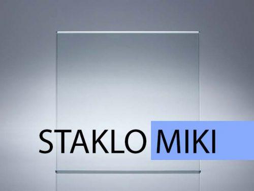 Staklorezac Staklo Miki